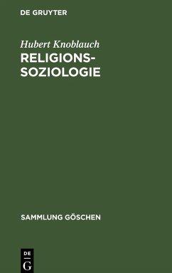 Religionssoziologie - Knoblauch, Hubert