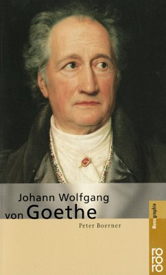 Johann Wolfgang von Goethe - Boerner, Peter