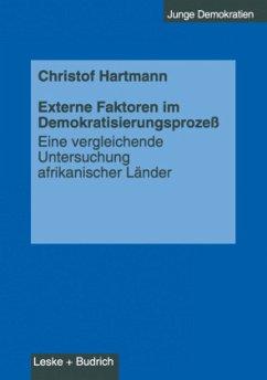 Externe Faktoren im Demokratisierungsprozeß