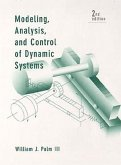 Modeling, Analysis, and Control of Dynamic Systems