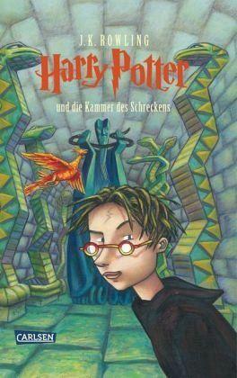 Harry Potter und die Kammer des Schreckens / Harry Potter Bd. 2 - Rowling, Joanne K.