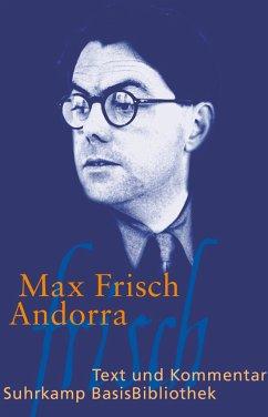 Andorra - Frisch, Max