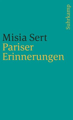 Pariser Erinnerungen - Sert, Misia