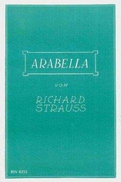 Arabella, Libretto