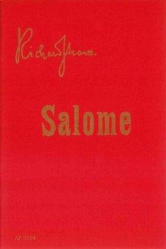 Salome. Libretto