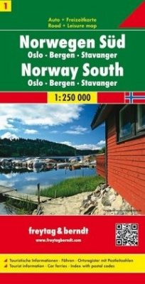 Norway South / Soer Norge / Norvège du Sud / Norvegia della Sud
