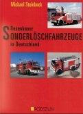 Rosenbauer Sonderlöschfahrzeuge in Deutschland