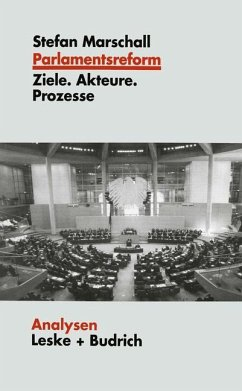 Parlamentsreform - Marschall, Stefan