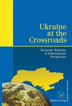 Ukraine at the Crossroads - Siedenberg