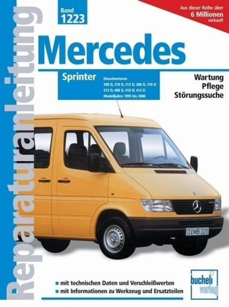 Mercedes Sprinter Dieselmodelle 1995 bis 2000