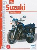 Suzuki GSX 750 ab Baujahr 1997