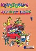 Activity Book, Klasse 3 / Keystones Bd.1