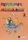 Activity Book, Klasse 4 / Keystones Bd.2