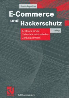 E-Commerce und Hackerschutz - Lepschies, Gunter