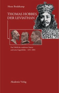 Thomas Hobbes - Der Leviathan - Bredekamp, Horst