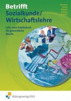 Betrifft Sozialkunde/Wirtschaftslehre. Rheinlan...