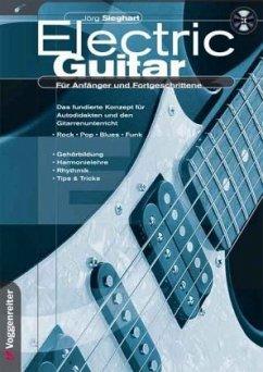 Electric Guitar, m. CD-Audio
