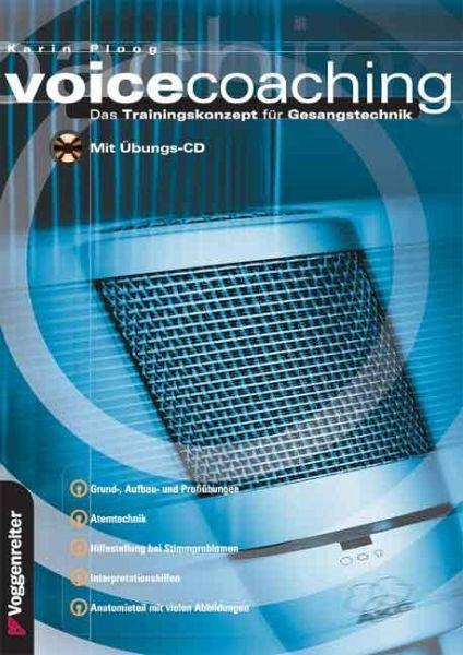 Voicecoaching, m. Audio-CD - Ploog, Karin