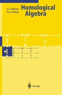 Homological Algebra - Gelfand, S.I.;Manin, Yu.I.