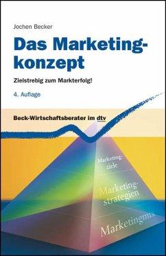 Das Marketingkonzept - Becker, Jochen