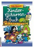 Peter Bursch's Kinder-Gitarrenbuch, m. Audio-CD