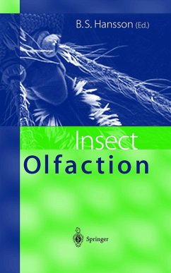 Insect Olfaction - Hansson, Bill S. (ed.)