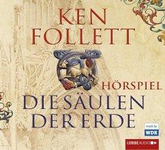 Die Säulen der Erde / Kingsbridge Bd.1 (7 Audio-CDs) - Follett, Ken