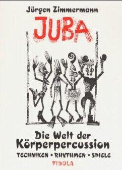 Juba, Die Welt der Körperpercussion