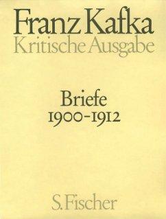 Briefe 1. Kritische Ausgabe - Kafka, Franz