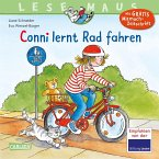 Conni lernt Rad fahren / Lesemaus Bd.71