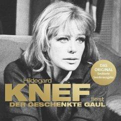 Der geschenkte Gaul, 4 Audio-CDs - Knef, Hildegard