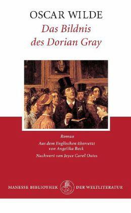 """Oscar Wilde """"Das Bildnis des Dorian Gray"""""""