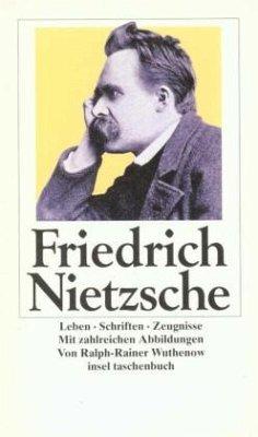 Friedrich Nietzsche - Wuthenow, Ralph-Rainer