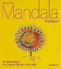 Mandala Malblock - Fiala, Helga