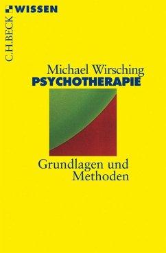 Psychotherapie - Wirsching, Michael