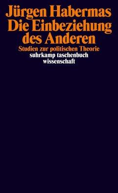 Die Einbeziehung des Anderen - Habermas, Jürgen