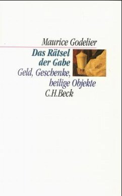 Das Rätsel der Gabe - Godelier, Maurice