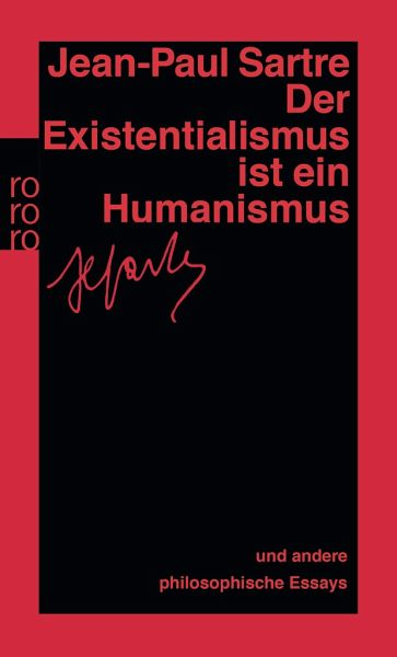 existentialism and humanism sartre pdf