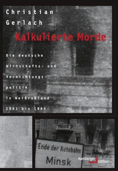 Kalkulierte Morde - Gerlach, Christian