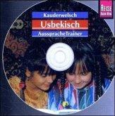 Usbekisch AusspracheTrainer Wort für Wort, 1 Audio-CD