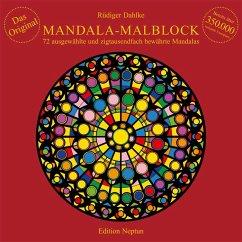 Mandala-Malblock - Dahlke, Ruediger
