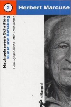 Kunst und Befreiung - Marcuse, Herbert