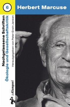 Ökologie und Gesellschaftskritik - Marcuse, Herbert