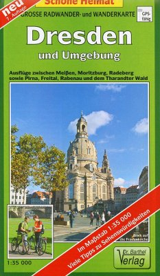 Doktor Barthel Karte Dresden und Umgebung