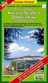 Doktor Barthel Karte Osterzgebirge, Kurort Seiffen und Umgebung