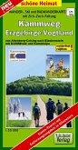 Doktor Barthel Karte KAMMtour Erzgebirge-Vogtland