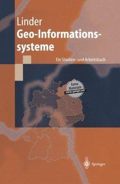 Geo-Informationssysteme - Linder, W.