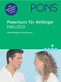 PONS Powerkurs für Anfänger, Audio-CDs m. Lehrbuch / Englisch, 1 Audio-CD m. Lehrbuch
