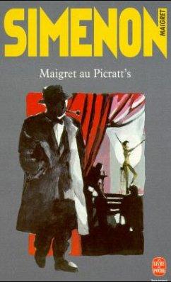 Maigret au Picratt's - Simenon, Georges