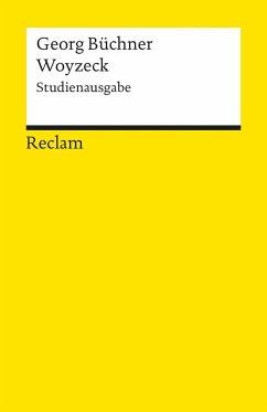 Woyzeck. Studienausgabe - Büchner, Georg